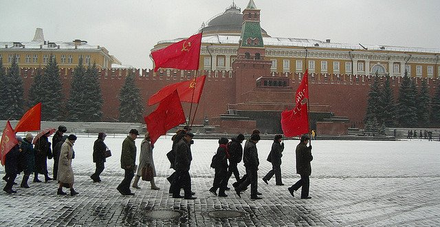 """Primul pas făcut pentru """"reclădirea"""" URSS-ului. Anunţul a fost făcut IERI de Vladimir Putin"""