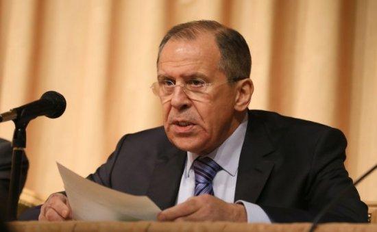 """""""Un atac împotriva cetăţenilor ruşi este un atac împotriva Rusiei"""". Lavrov ameninţă Ucraina cu un război ca în Georgia, în 2008"""