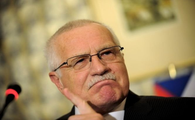 """Vaclav Klaus: """"Occidentul şi SUA au provocat în Ucraina o criză fără precedent. Nu Rusia este responsabilă pentru ce se întâmplă acolo"""""""