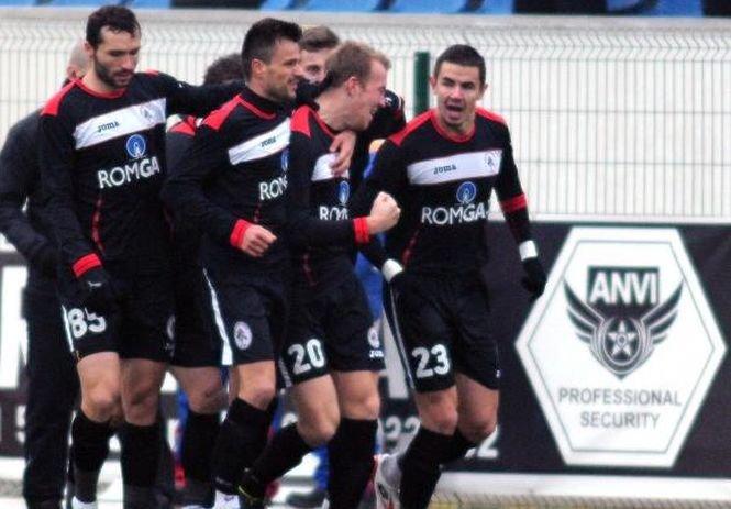 Gaz Metan Mediaş a învins în deplasare pe Ceahlăul Piatra Neamţ, în primul meci din etapa a 29a din Liga I