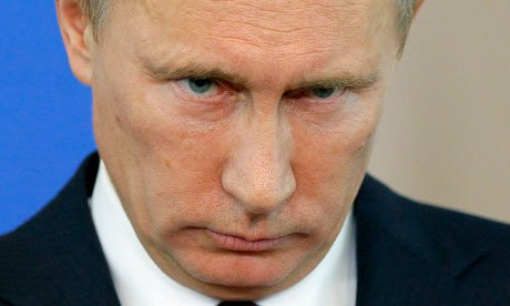 """Vladimir Putin, NEGRU de furie faţă de mişcarea Ucrainei: """"Este o CRIMĂ foarte gravă împotriva propriului popor"""""""