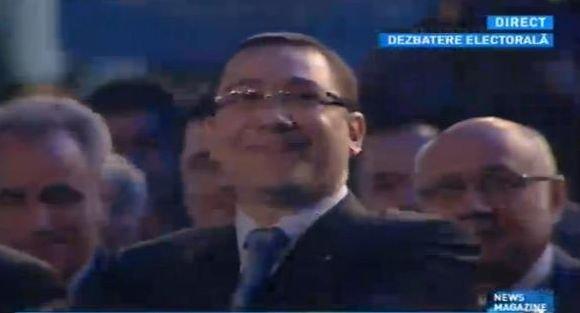 Ponta: Nu voi candida pentru Cotroceni fără sprijinul PC. Cred în continuare în proiectul USL