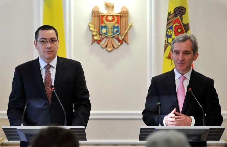 Ponta: Visul meu este ca în 2019, când vom avea preşedinţia UE, la masă să stea şi R. Moldova