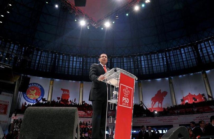 UNPR strânge semnături pentru candidatura lui Victor Ponta la prezidenţiale