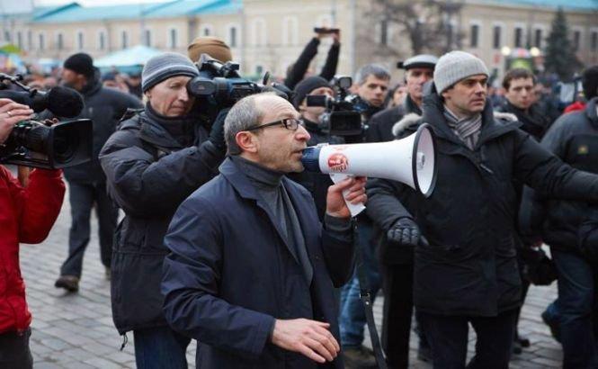 Primarul oraşului Harkov a fost împuşcat în spate. Starea lui de sănătate este CRITICĂ
