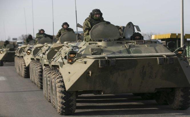 Rusia şi-a retras trupele militare cantonate la frontiera cu Ucraina
