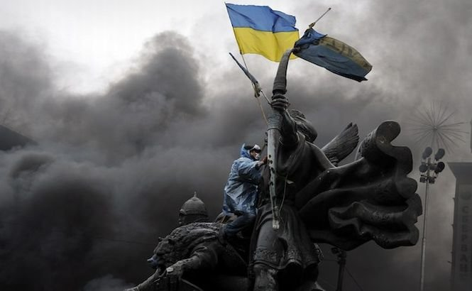Ucraina. Ministerul Apărării dezminte efectuarea exerciţiilor militare în Kiev