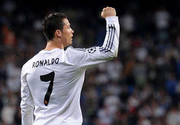 Magia lui Cristiano Ronaldo păstrează pe Real Madrid în lupta pentru titlu