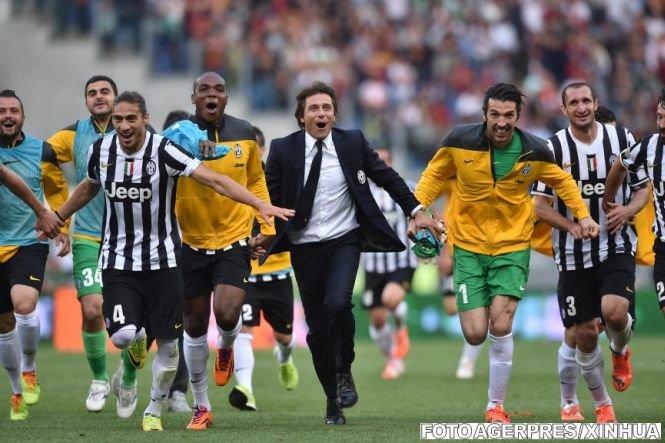 Juventus a stabilit un nou record de puncte în Serie A. Torinezii pot deveni prima echipă din Italia care obţine peste 100 de puncte într-un sezon
