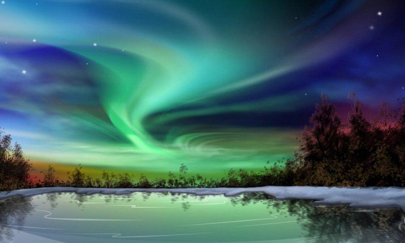 Aurora boreală ascunde secretul unui fenomen fizic extraordinar!