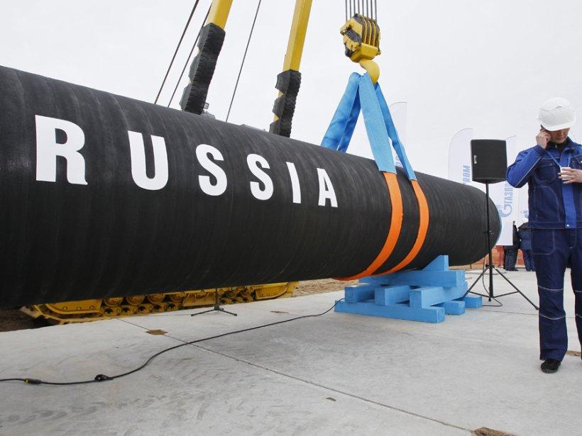 """Rusia înlocuieşte Europa cu China. """"Gazele care nu mai merg spre UE ar putea fi reorientate către China"""""""