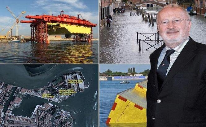 Arestat într-un dosar de corupţie, primarul Veneţiei a demisionat