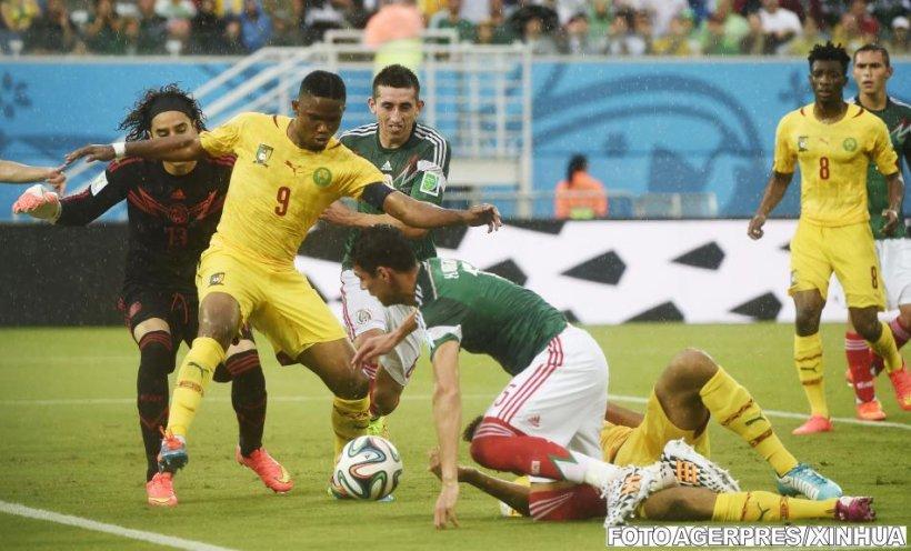 """Samuel Eto'o va rata aproape sigur meciul cu Croaţia: """"Am nevoie de un miracol"""""""