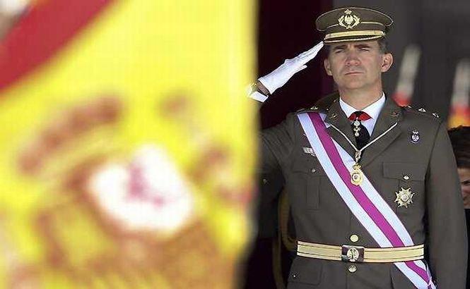 Noul rege al Spaniei a făcut apel la unitate şi respect între regiunile ţării