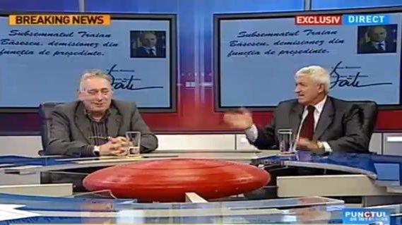 Punctul de Întâlnire. 2 NOI ELEMENTE EXPLOZIVE în cazul Bercea - Băsescu