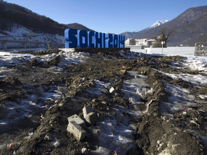 """""""Este în ruină"""". Ce se întâmplă la Soci, la câteva luni de la cele mai grandioase Jocuri Olimpice de Iarnă"""