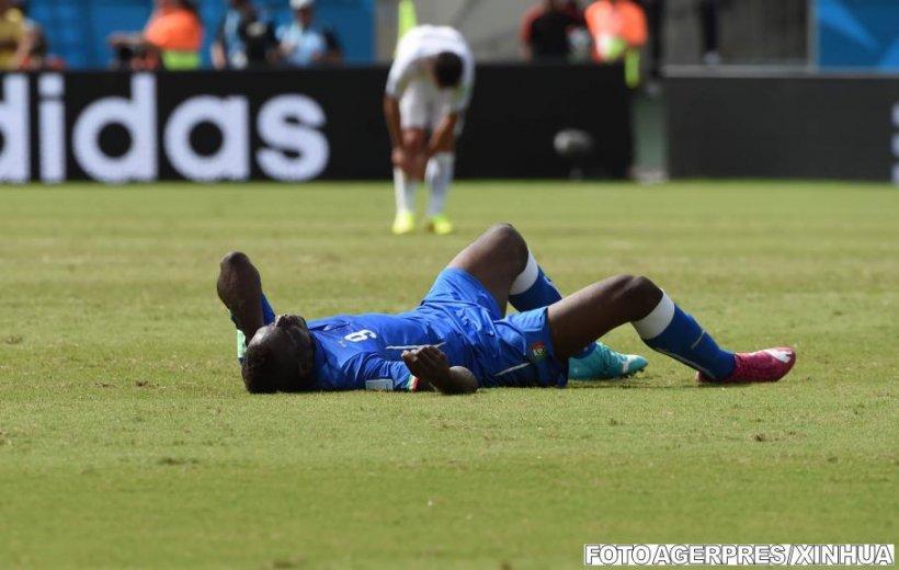 Italia, eliminată de la Cupa Mondială. Costa Rica termină pe primul loc într-o grupă cu trei foste campioane