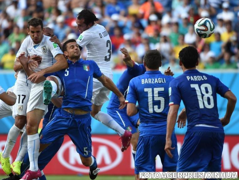 """Diego Godin, după victoria cu Italia: """"Un meci care defineşte o eră"""""""