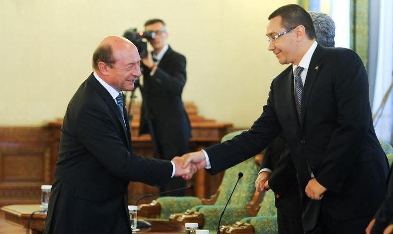 Punctul de Întâlnire. Cu ce vrea Băsescu să ACOPERE BOMBA fratelui penal