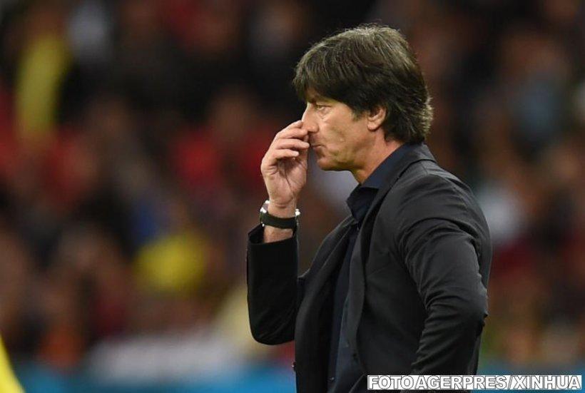 Joachim Low: Nu am jucat fantastic, dar am câştigat. Meciul cu Franţa va fi unul clasic