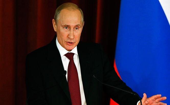 """Putin către Occident: """"Opriţi transformarea lumii în BARĂCI GLOBALE, unde vă impuneţi propriile voastre reguli!"""""""