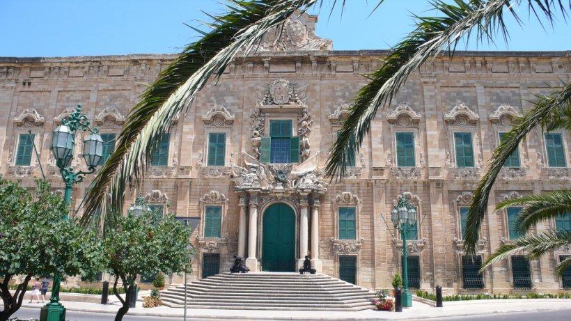 Descopera sediile Cavalerilor Ioaniti din Malta