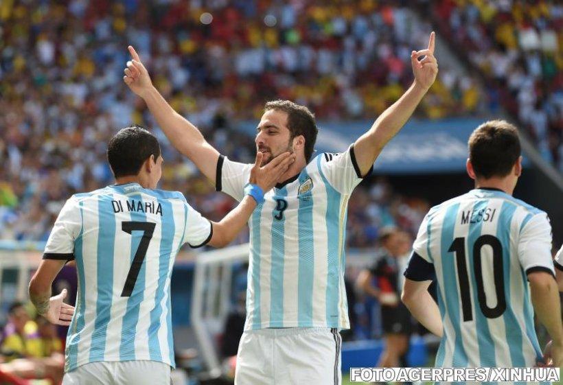 Argentina învinge Belgia cu 1-0 şi se califică în semifinalele Cupei Mondiale după 24 de ani