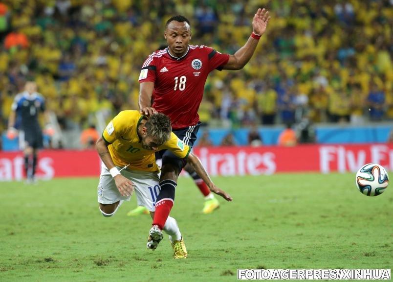 FIFA ar putea deschide o procedură disciplinară împotriva columbianului Juan Zuniga