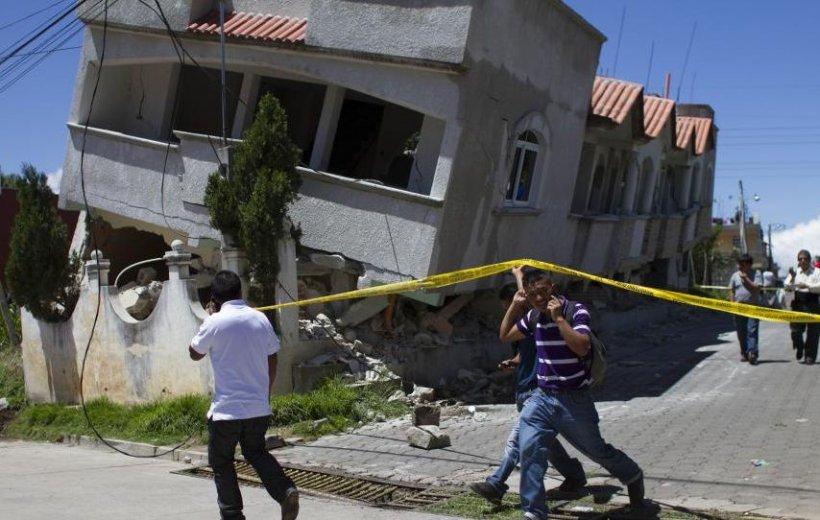 Cel puţin doi morţi şi zeci de răniţi, în urma cutremurului din Mexic