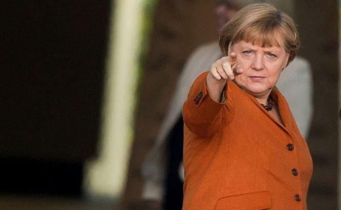 """Merkel este foc şi pară: """"Spionajul american a devenit o ÎNGRIJORARE SERIOASĂ"""""""