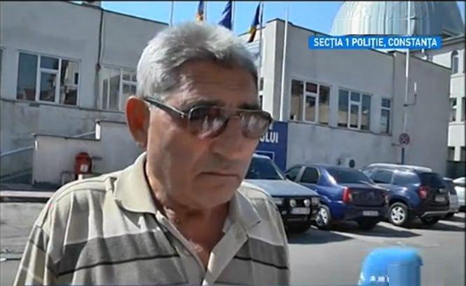 Protestatarul ameninţat de oamenii Elenei Udrea a depus plângere la Poliţie