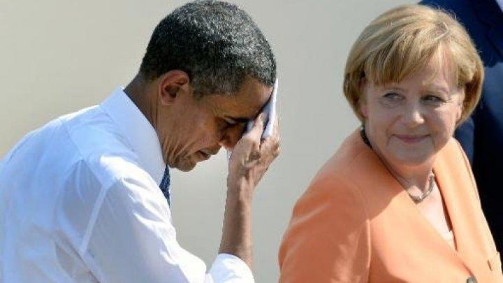 Statele Unite promit să coopereze cu Germania în cazul de spionaj