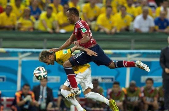 FIFA nu va deschide o procedură disciplinară împotriva columbianului Juan Zuniga