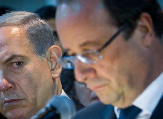 Hollande condamnă tirurile de rachete şi exprimă solidaritatea Franţei faţă de Israel