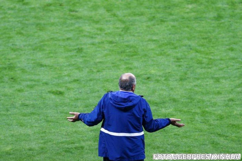 """Luiz Felipe Scolari, după 1-7 cu Germania: """"Cea mai urâtă zi din viaţa mea"""""""