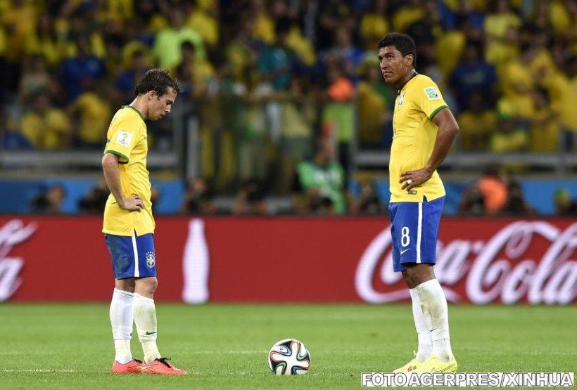 Semifinala Brazilia - Germania, un meci al recordurilor