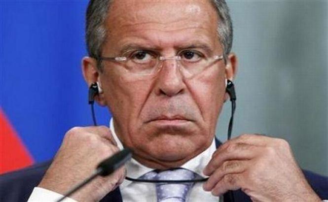 """Sergei Lavrov: """"Nu aş sfătui pe nimeni să atace Crimeea!"""""""
