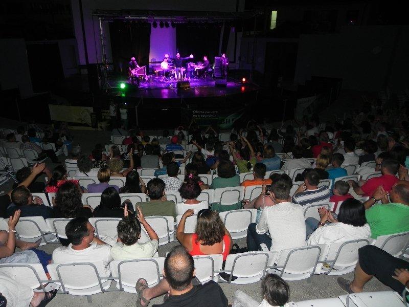 Teatru şi concerte în staţiunea preferată, Jupiter!