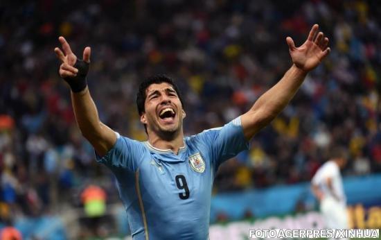 Barcelona anunţă transferul lui Suarez. Catalanii vor ataca în sezonul viitor cu Messi - Neymar - Suarez