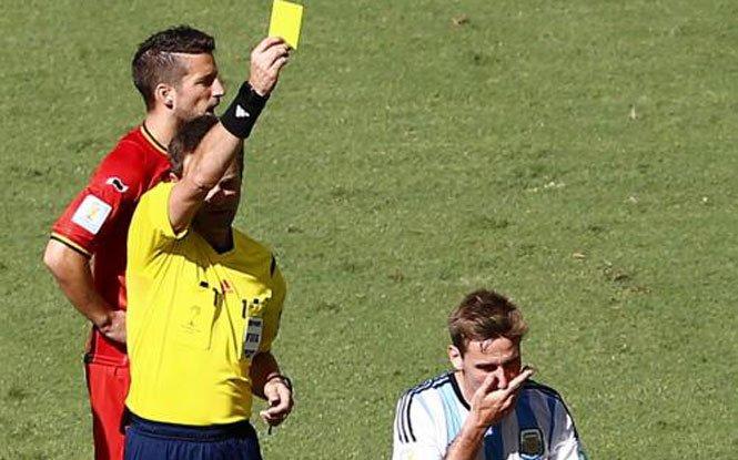 Italianul Nicola Rizzoli va arbitra finala Cupei Mondiale din Brazilia
