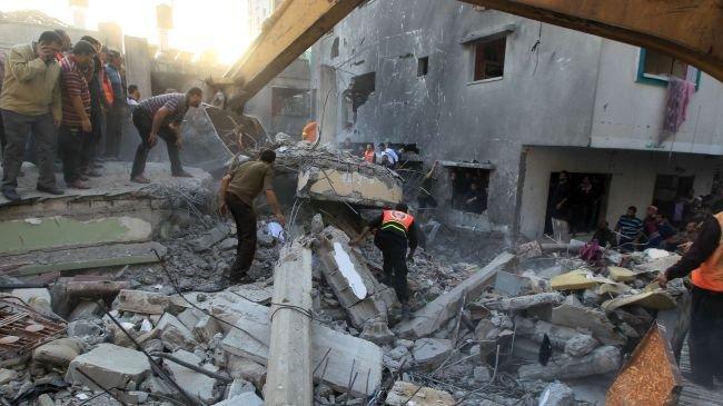 Bilanţ sângeros al ultimelor şase zile în Orientul Mijlociu. Peste 160 de oameni au murit, iar 1100 au fost grav răniţi