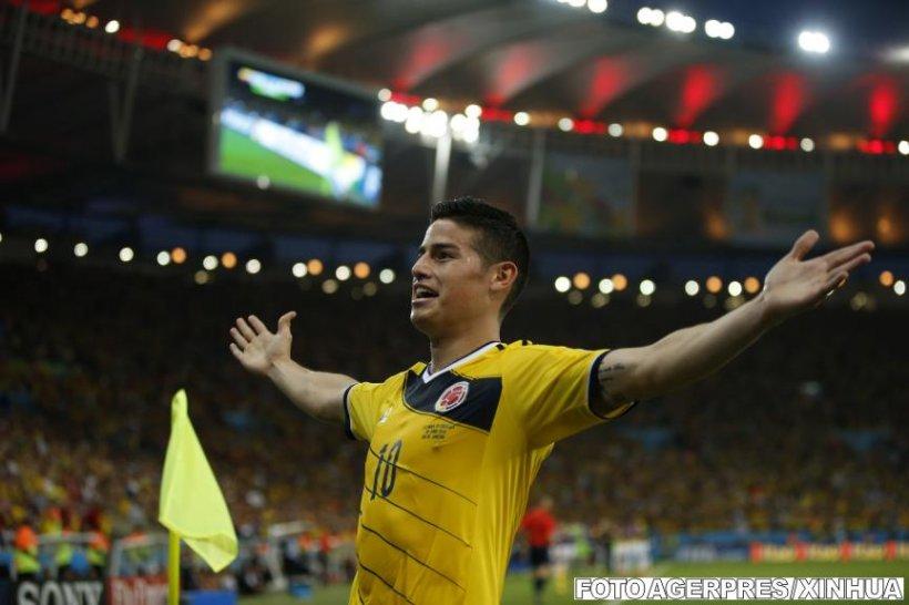 Cele mai frumoase goluri de la Cupa Mondială din Brazilia