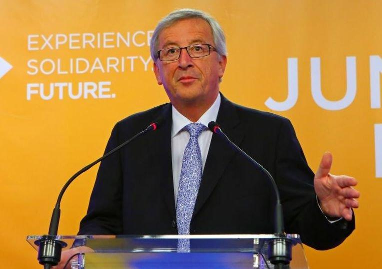 """""""UE nu se va mai extinde în următorii cinci ani"""", anunţă noul preşedinte al Comisiei Europene"""