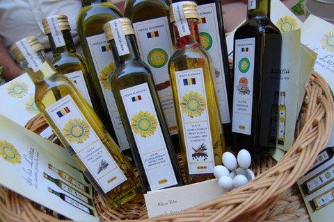 Cel mai bun ulei din Europa se face în România. Afacerea unei familii din Cluj a prins aripi