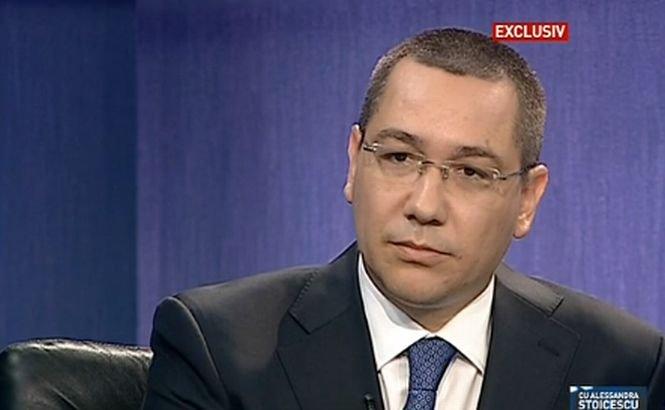 Victor Ponta: Nu accept ideea ca România să mai fie condusă pe viitor de un tătuc