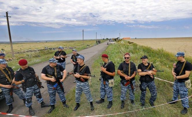 Vicepremierul ucrainean: Nu putem garanta securitatea experţilor internaţionali la locul prăbuşirii avionului malaysian