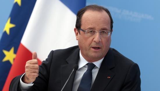 """Hollande: Trebuie făcut totul """"pentru a pune capăt suferinţelor populaţiei din Gaza"""""""