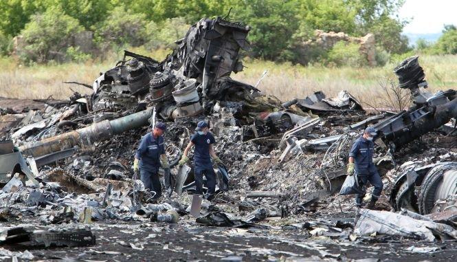 SBU a stabilit cu exactitate locul de unde a fost lansată racheta sol-aer care a doborât zborul MH17