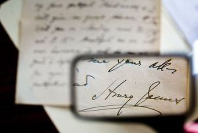 """""""Valurile de tristeţe trec, noi rămânem"""". Scrisoarea emoţionantă redactată pe 28 iulie 1883 de Henry James"""