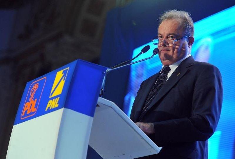 Vasile Blaga conduce campania prezidenţială a candidatului ACL pentru Cotroceni